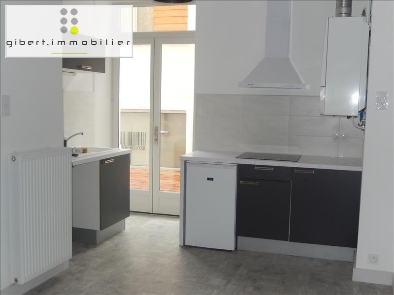Rental apartment Le puy en velay 347,79€ CC - Picture 1