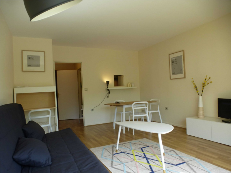 Rental apartment Fontainebleau 970€ CC - Picture 1