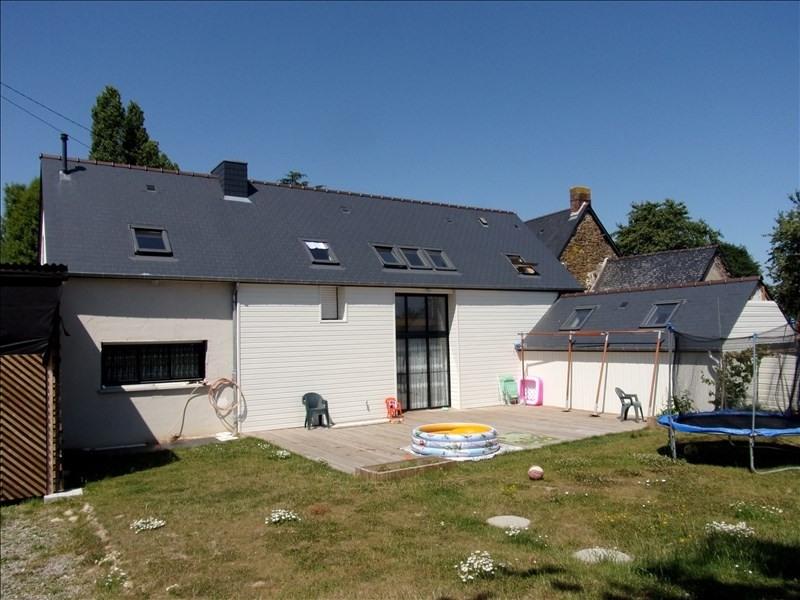 Vente maison / villa Chateaubourg 332800€ - Photo 1