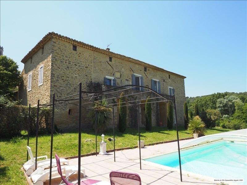 Immobile residenziali di prestigio casa Pont st esprit 895000€ - Fotografia 8
