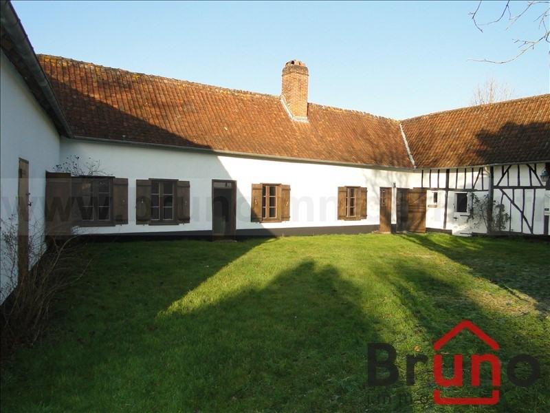 Verkoop  huis Drucat 249900€ - Foto 1