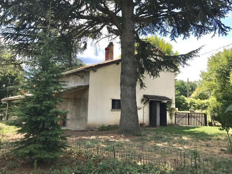 Vente maison / villa Quincieux 227000€ - Photo 1