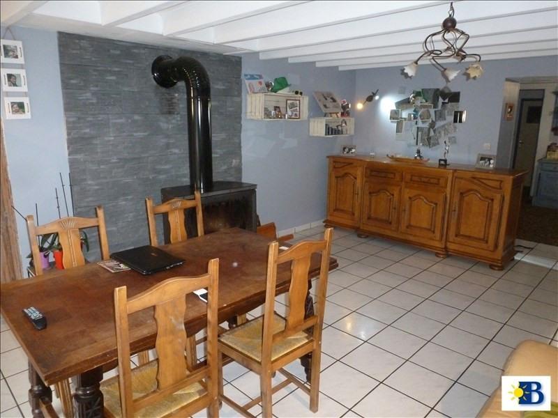Vente maison / villa Vouneuil sur vienne 159000€ - Photo 5