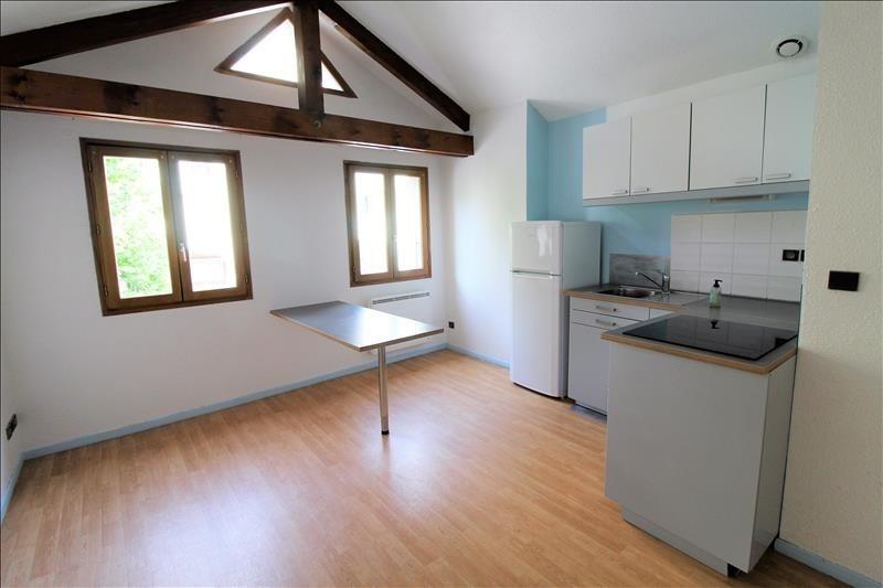 Vente appartement Voiron 239000€ - Photo 1