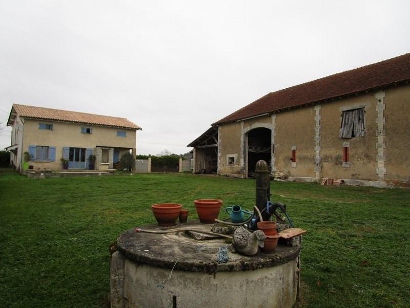Sale house / villa St laurent des hommes 170000€ - Picture 1