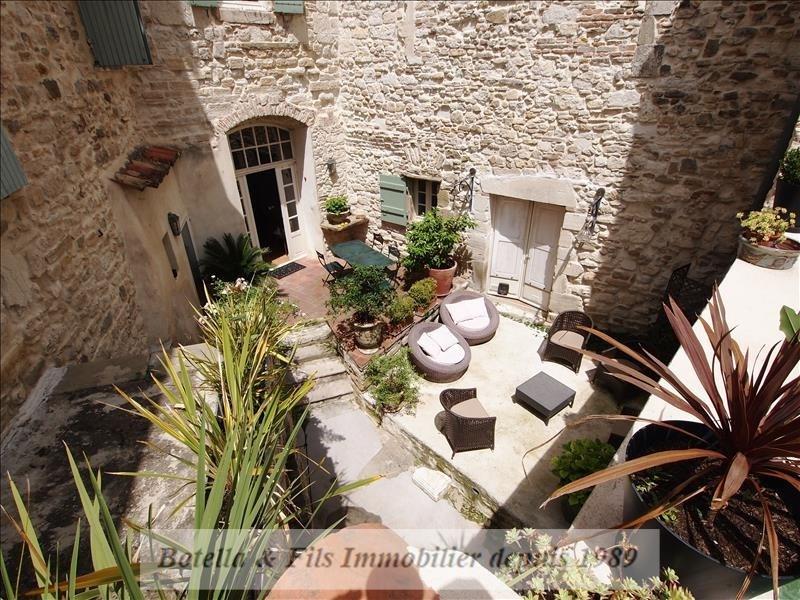 Immobile residenziali di prestigio castello Uzes 595000€ - Fotografia 13
