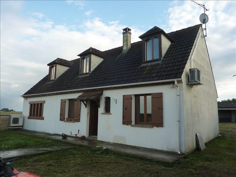 Sale house / villa Nanteuil le haudouin 200000€ - Picture 1