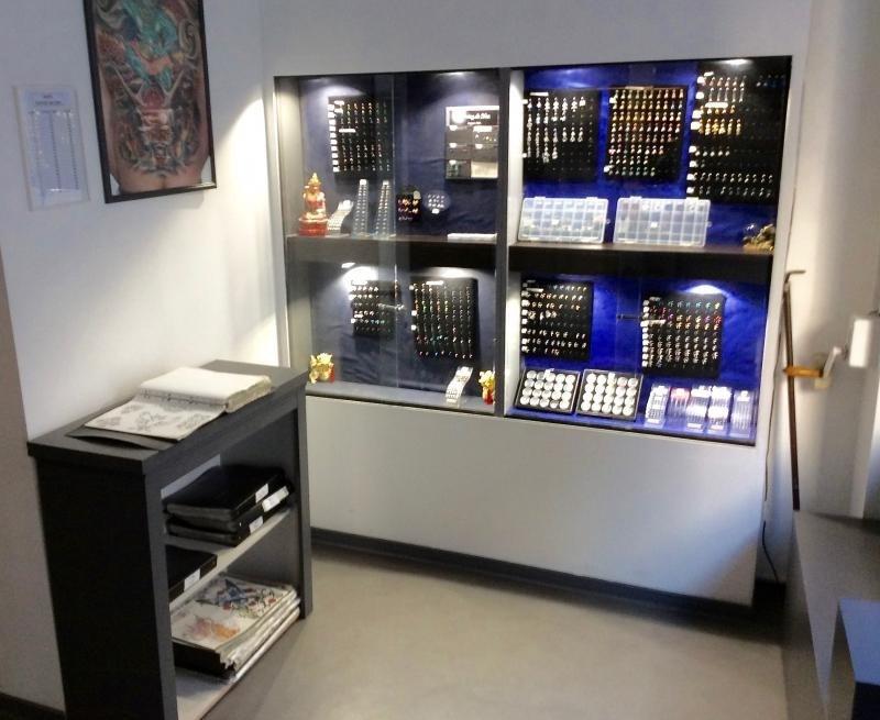 Venta  tienda Strasbourg 88000€ - Fotografía 1