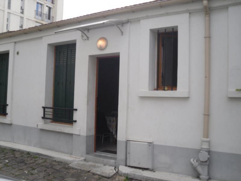 Rental house / villa Aubervilliers 641€ CC - Picture 1