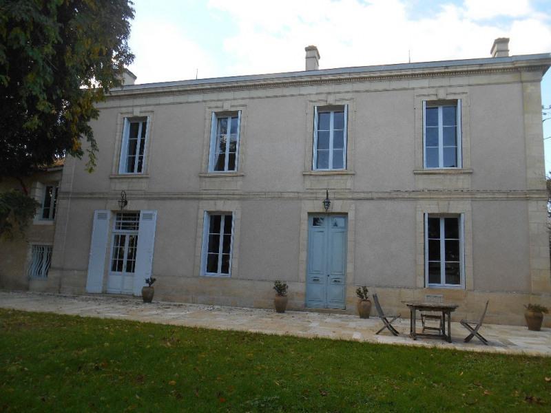 Deluxe sale house / villa Illats 1125000€ - Picture 1