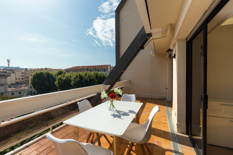Vente de prestige appartement Nice 750 000€ - Photo 1