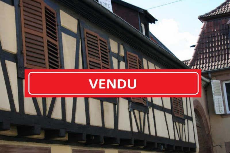 Vente appartement Wasselonne 103700€ - Photo 1