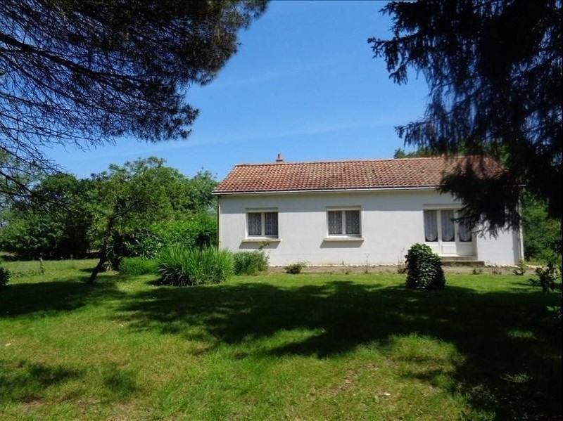 Vente maison / villa St gervais 127200€ - Photo 1