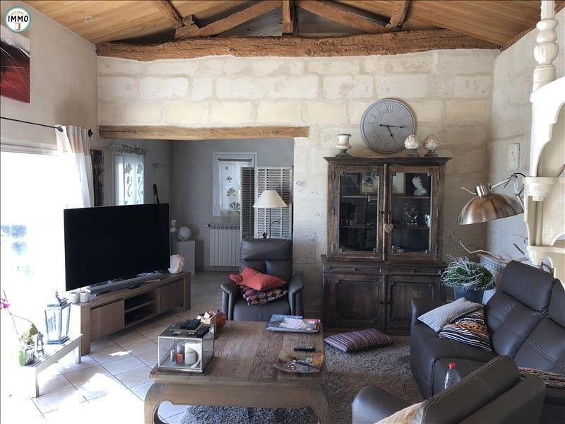 Vente maison / villa St dizant du gua 527500€ - Photo 3
