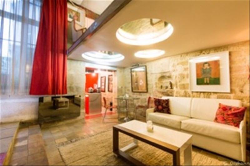 Sale apartment Paris 4ème 775000€ - Picture 3
