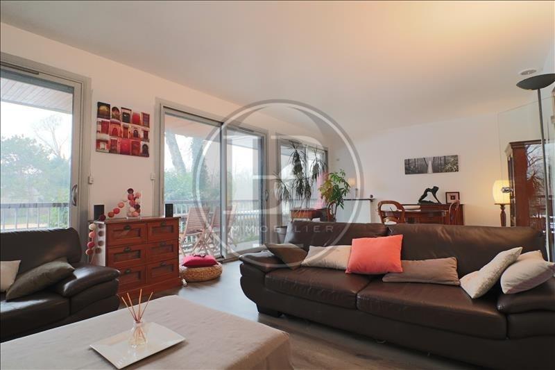 Vendita appartamento Le pecq 489000€ - Fotografia 2