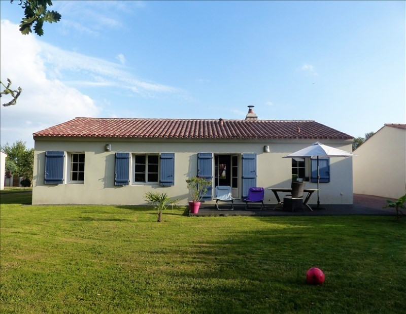Vente maison / villa Vieillevigne 208000€ - Photo 1