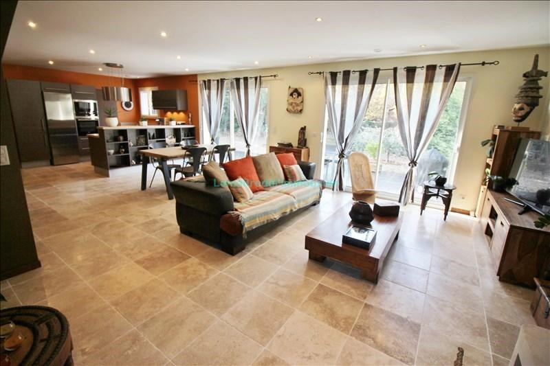 Vente maison / villa Saint cezaire sur siagne 424000€ - Photo 4