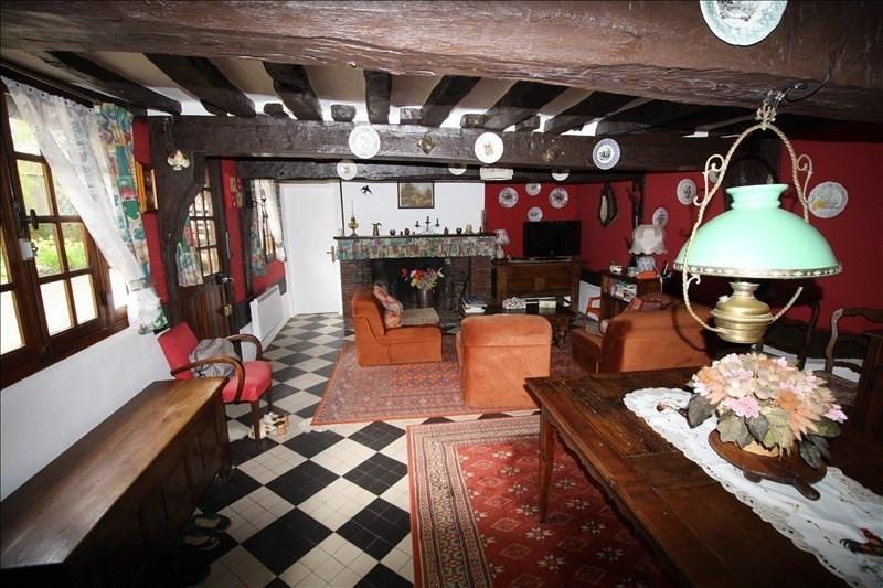 Vente maison / villa Conches en ouche 132500€ - Photo 4