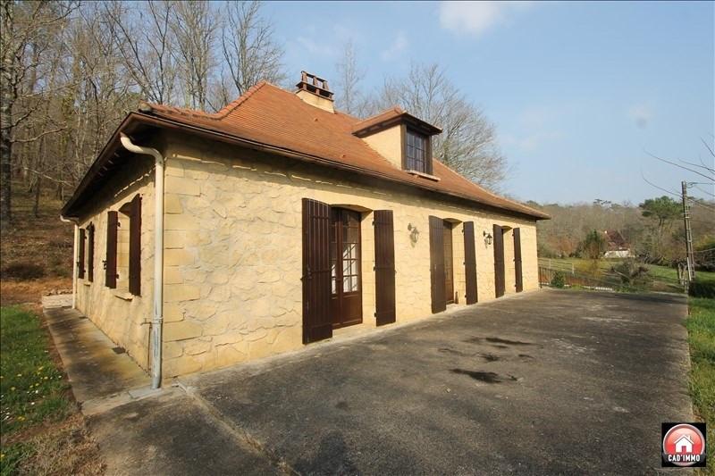 Sale house / villa Queyssac 214000€ - Picture 5