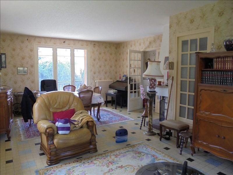 Sale house / villa Beaulieu sur loire 143000€ - Picture 4