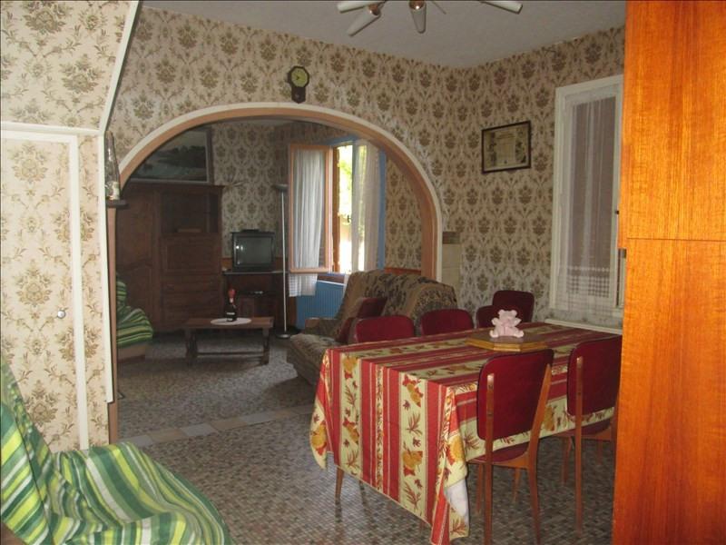 Vente maison / villa Tournus 106000€ - Photo 3