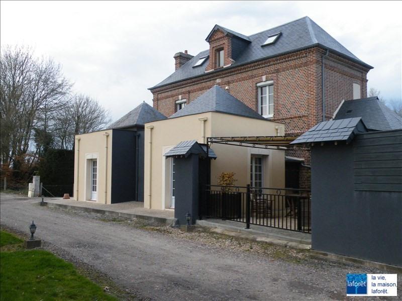 Vente maison / villa Pont audemer 367200€ - Photo 2