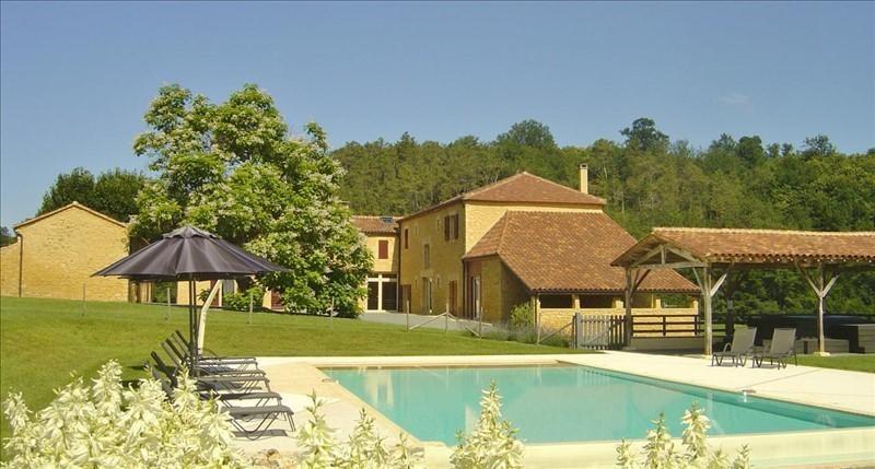 Vente de prestige maison / villa Larzac 1200000€ - Photo 1