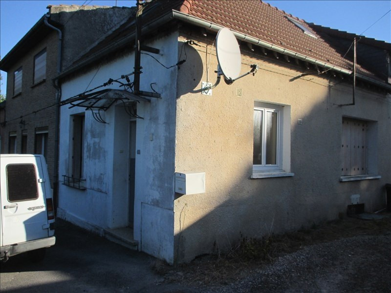 Vente maison / villa St quentin 54 800€ - Photo 1