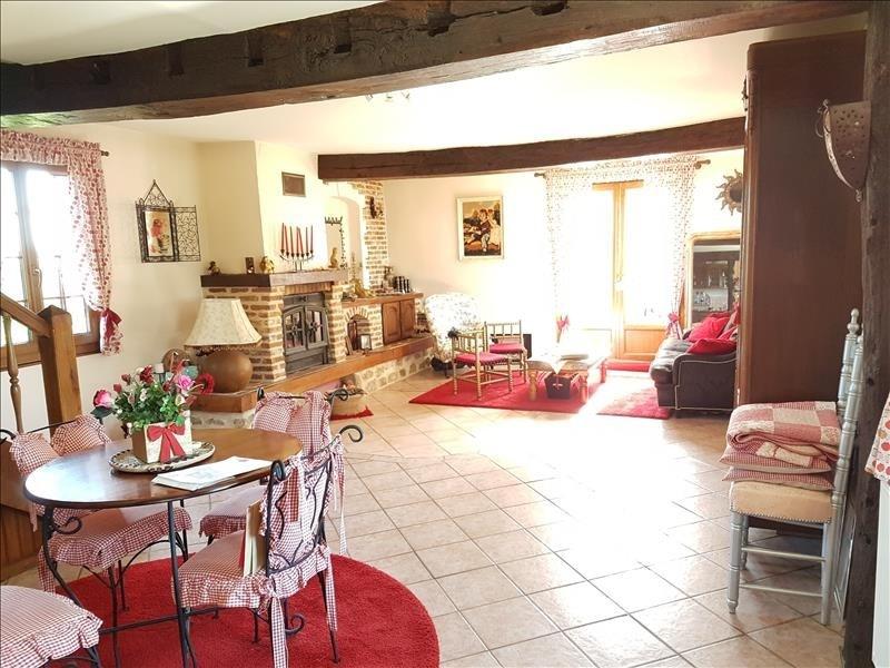 Sale house / villa Lyons la foret 219320€ - Picture 5