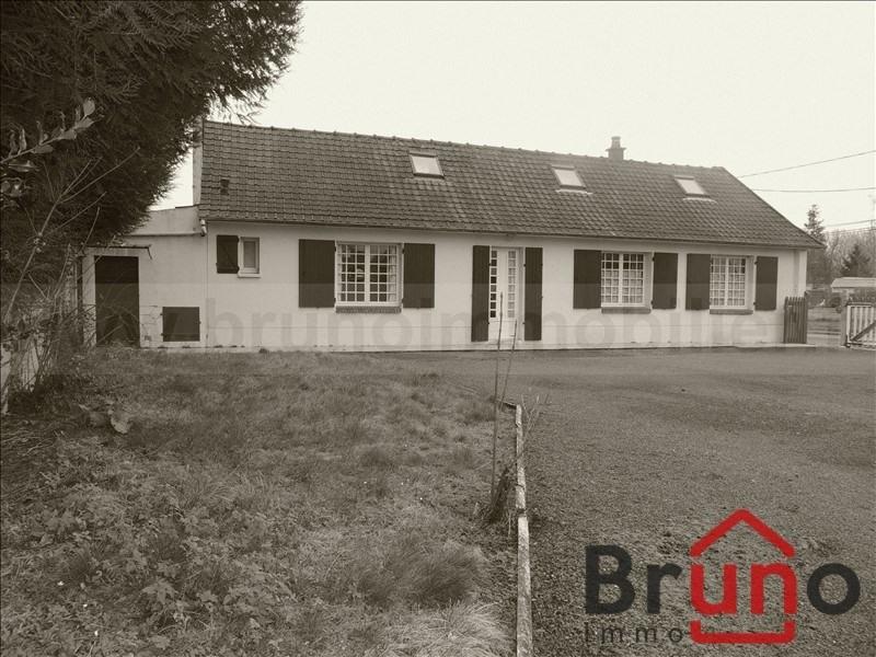Sale house / villa Lamotte buleux 137500€ - Picture 1