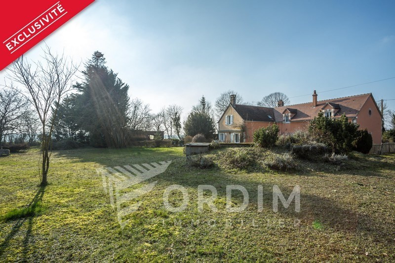 Vente maison / villa St sauveur en puisaye 215000€ - Photo 1