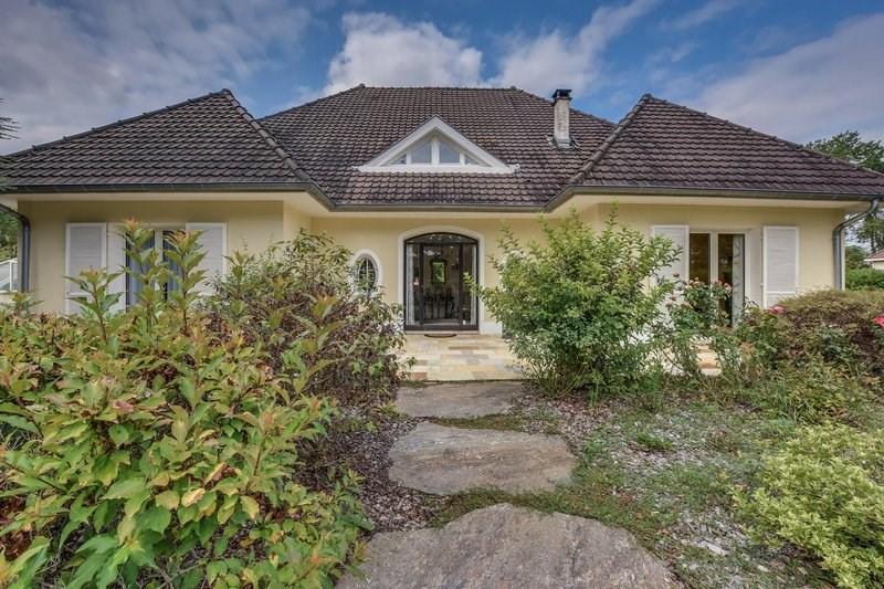 Vente de prestige maison / villa Charbonnières-les-bains 1230000€ - Photo 1
