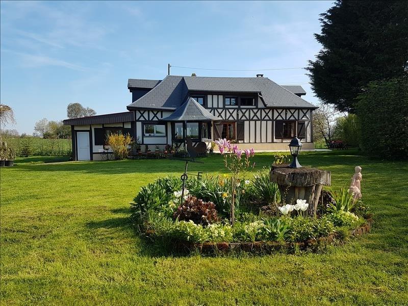 Sale house / villa Lyons la foret 219320€ - Picture 3