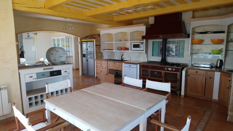 Vacation rental house / villa Les issambres 2 500€ - Picture 4