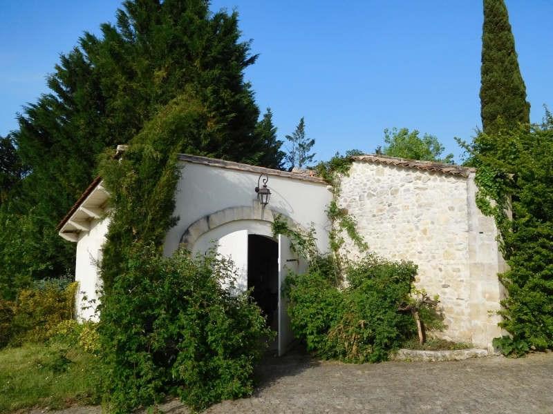 Vente de prestige maison / villa Blaye 786000€ - Photo 8