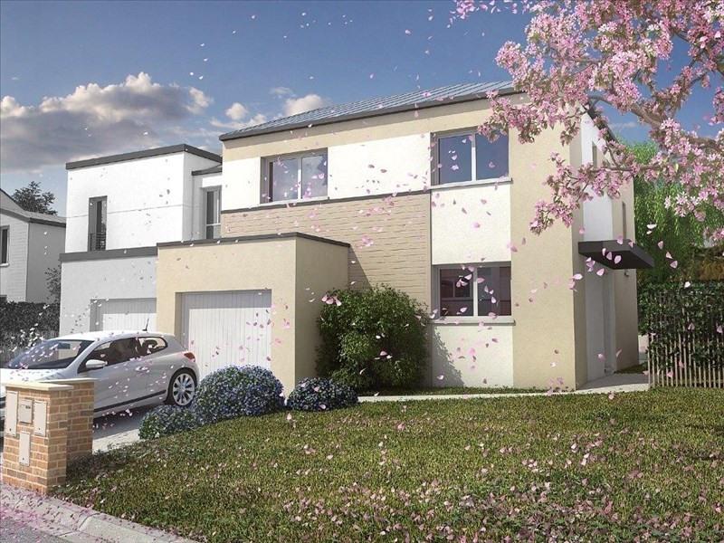 Vente maison / villa Igny 390439€ - Photo 1