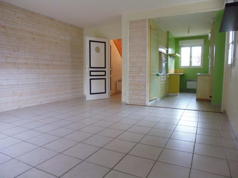Vente maison / villa Poitiers 137800€ -  3