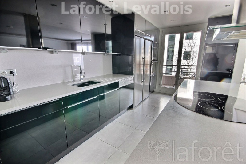 Vente de prestige appartement Levallois perret 1115000€ - Photo 1