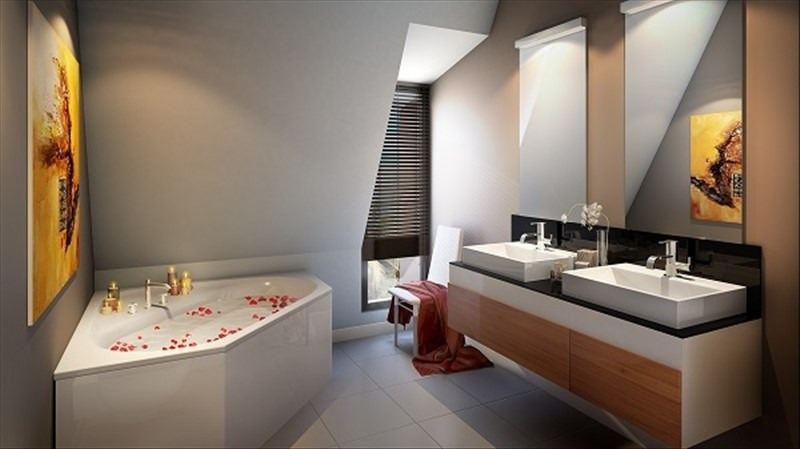Produit d'investissement appartement Les avirons 310448€ - Photo 2