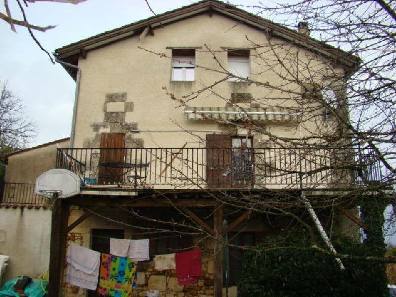 Vente maison / villa Festalemps 85000€ - Photo 2