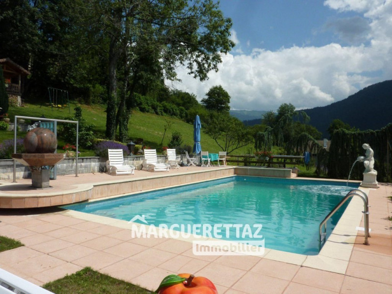 Sale house / villa Châtillon-sur-cluses 1350000€ - Picture 18