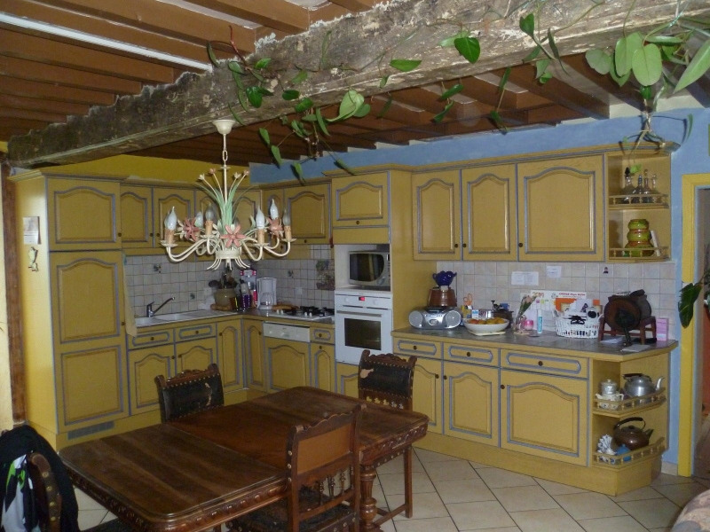 Vente maison / villa Villecheneve 155000€ - Photo 1