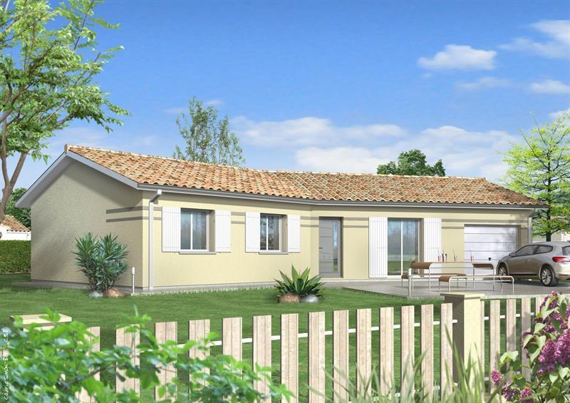 Maison  5 pièces + Terrain 1500 m² Nogaro (32110) par LES MAISONS LCA MONT DE MARSAN