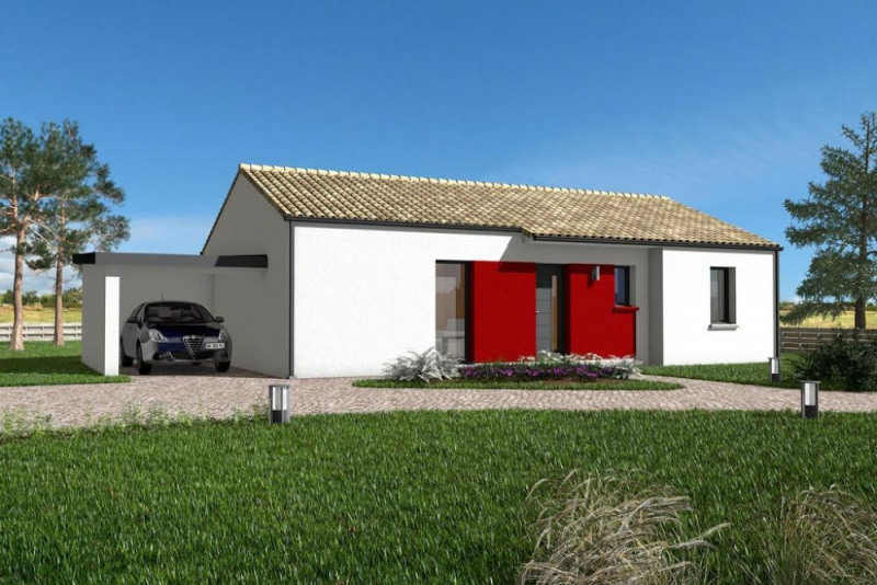 Maison  4 pièces + Terrain 960 m² Vendeuvre-du-Poitou par maisons PRIMEA