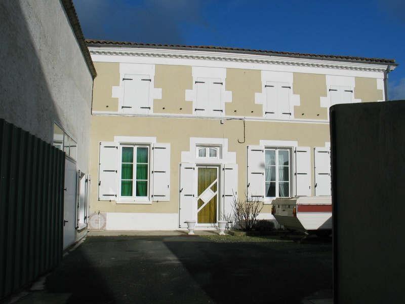 Vente maison / villa Matha 111825€ - Photo 8