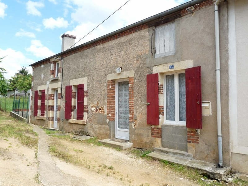 Vente maison / villa Henrichemont 99000€ - Photo 1