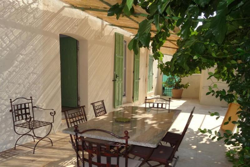 Rental house / villa Juan les pins 2400€ CC - Picture 1