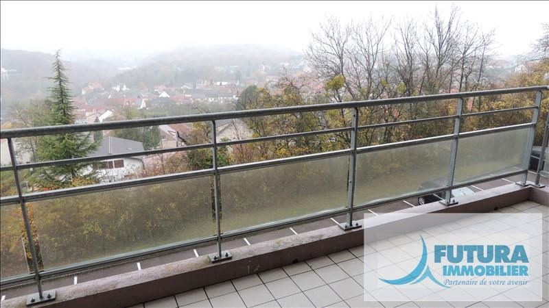 Vente appartement Oeting 156600€ - Photo 10