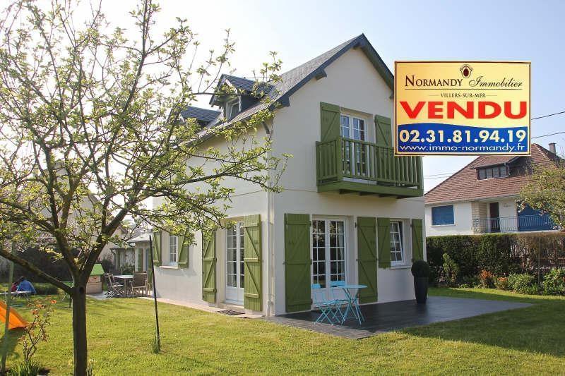 Deluxe sale house / villa Villers sur mer 532000€ - Picture 1